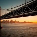 Trifecta (Bay Bridge - Downtown San Francisco - Golden Gate)